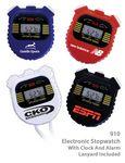 Custom Digital Stop Watch with Chronometer/ Alarm/ Clock & Lap Time