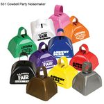 Custom Cowbell Party Noise Maker