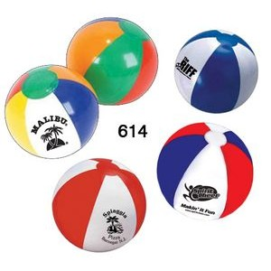 "12"" Inflatable Beach Ball - Special $0.85"