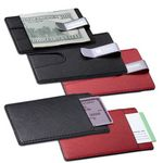 Custom Credit Card Holder with Money Clip