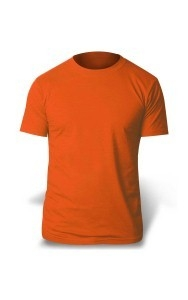 unisex t shirt 50 percent cotton 50 percent polyester