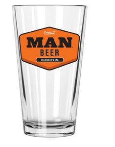 16 Oz. Clear Pint Glass