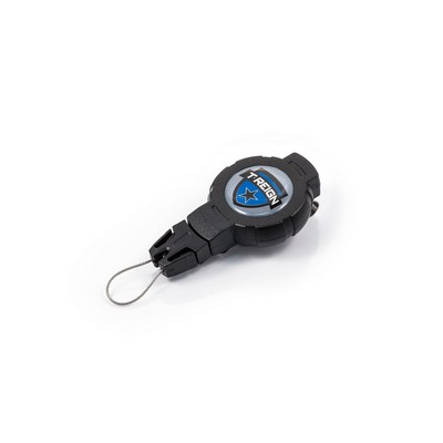 Retractable Gear Tether Medium with Belt Clip