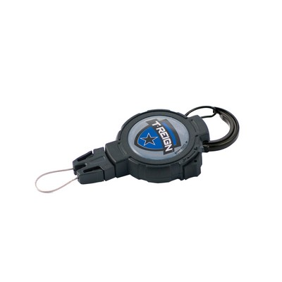 Retractable Gear Tether Large with Carabiner