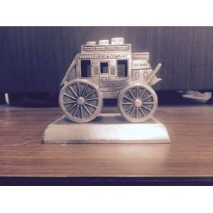 Stagecoach Paperweight