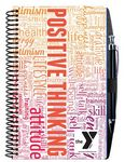 Custom Standard Academic Weekly Planner w/ Pen Safe Back & 4 Color Process