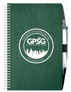 Flex Cover Academic Weekly Planner w/ Pen Safe Back