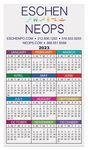 Custom Calendar Card 4
