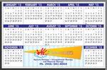 Custom Calendar Card 11