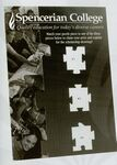 Custom Traffic Builder Postcard w/3 Punch-Out Puzzle Pieces-1 color on 2 sides