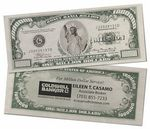 Custom Million Dollar Bill with Custom Back - MM-1071
