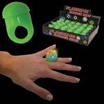 Custom Green Jelly LED Ring