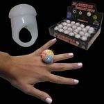 Custom White Jelly LED Ring