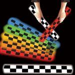 Custom Checkered Flag LED Lumiton