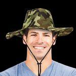 Custom Camouflage Cowboy Hat