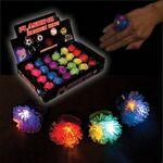 Custom LED Porcupine Jelly Ring