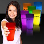 Custom 12 Ounce Glow Cups
