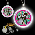 Custom Disco Party LED Necklace
