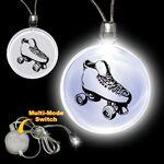Custom Roller Skate LED Necklace