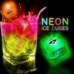 Custom NEON Lited Ice Cubes