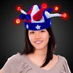 Custom Light Up Jester Hat