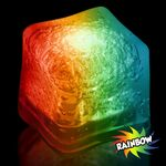 Custom BLANK Rainbow Lited Ice Cubes