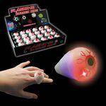 Custom Eyeball Jelly LED Ring