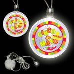 Custom Cinco de Mayo LED Necklace