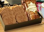 Custom Large Cookie and Cocoa Gift Box