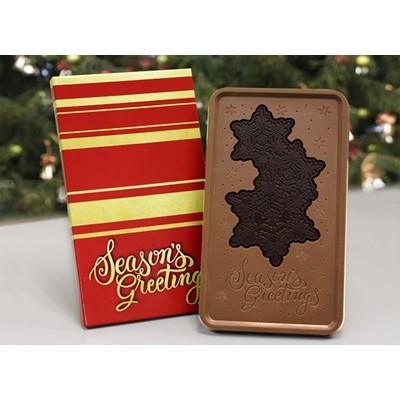 Season's Greetings/Red & Gold 1 lb. Combo Bar