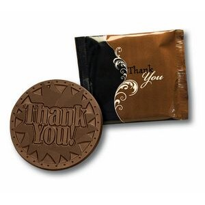 Thank You Dark Chocolate Cookie