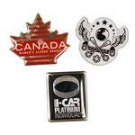 Custom Die Struck Soft Enamel Lapel Pins (3/4