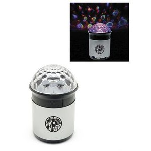LED Disco Ball Bluetooth® Wireless Speaker w/Colorful Lights