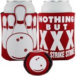 Custom Crazy Frio Beverage Holder - Bowling Pin