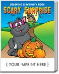 Custom Scary Surprise Coloring Book