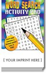 Custom Word Search Activity Pad