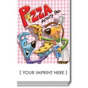 Pizza Activity Pad