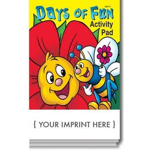 Days of Fun Activity Pad