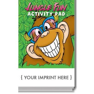 Jungle Fun Activity Pad