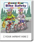 Custom Bike Safety Sticker Book