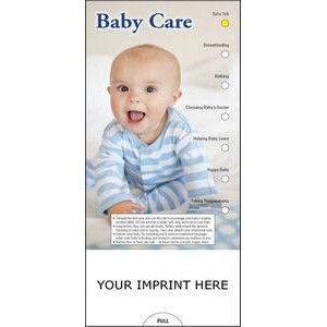 Baby Care Slide Chart