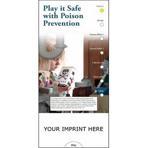 Play It Safe with Poison Prevention Slide Chart
