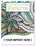 Custom STRESS RELIEVER/COLORING BOOK - Patterns Coloring Book for Adults