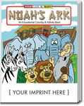 Custom Noah's Ark Coloring and Activity Book