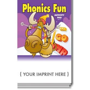 Phonics Fun Activity Pad
