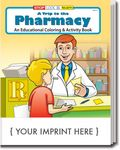 Custom A Trip to the Pharmacy Coloring & Activity Book