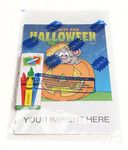 Custom Halloween Activity Pad Fun Pack