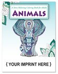 Custom Animals Coloring Book for Adults