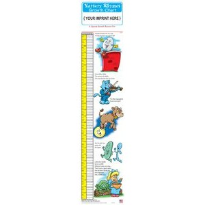 Growth Chart - Nursery Rhymes