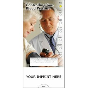 Controlling Your Blood Pressure Slide Chart